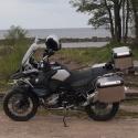 Svein Julton BMW R1200GS